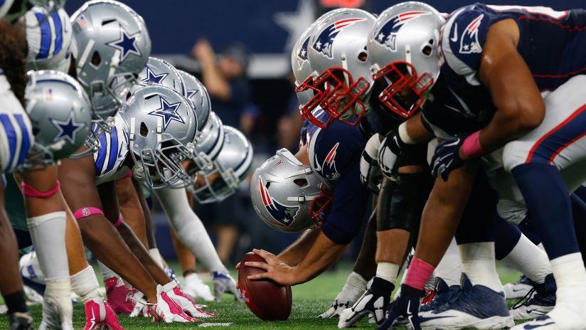 vs Cowboys, el juego extra de los Patriots en 2021 | SomosPats